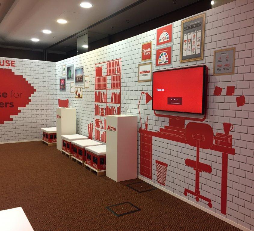 Coca Cola – Hotel Hilton