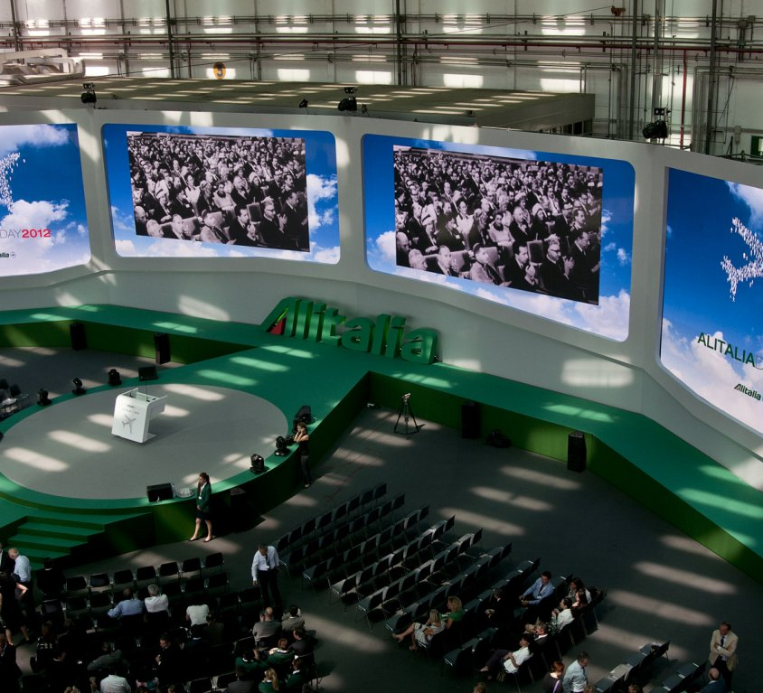 Alitalia Day 2012